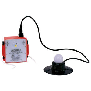lampada per zattera di salvataggio