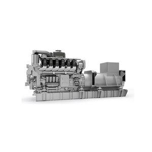 gruppo elettrogeno per nave / diesel / veloce / ausiliare