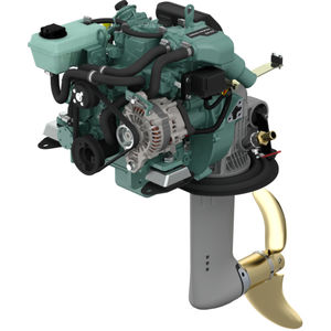 motore saildrive / diesel / per barca a vela / atmosferico