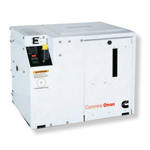 gruppo elettrogeno per barca / diesel / benzina