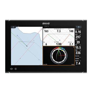 display per barca a vela da competizione / multifunzione / digitale / touch screen