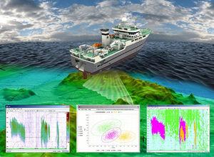 software per pesca professionale / per nave da pesca