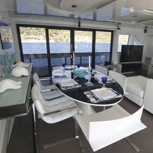 porta per yacht / per barca / scorrevole / a vetrina