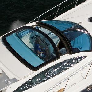 hard-top per imbarcazione a motore