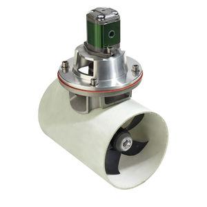 propulsore di prua / per yacht / elettrico / idraulico
