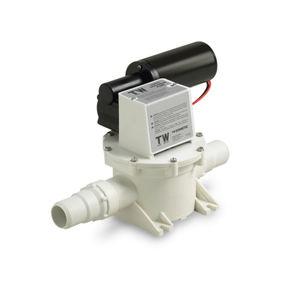 pompa per barca / di svuotamento / per WC / per acque reflue