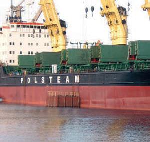 rivestimento protettivo elastomero antifouling per nave commerciale