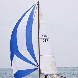 randa / vela di prua / per barca a vela da regata / cross-cut