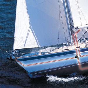 albero per barca a vela / avvolgitore / in alluminio
