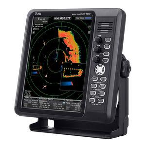 radar per barca / ATA / con AIS / monocromatico