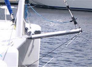 bompresso per barche a vela
