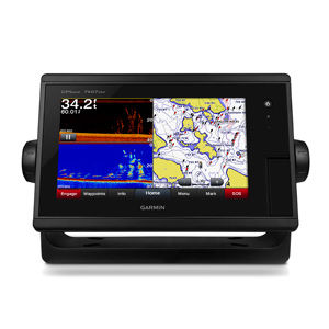 per sonar / GPS / marino chartplotter / marino
