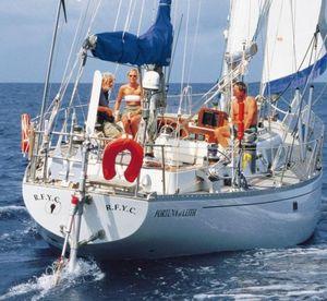 timone a vento per barca a vela