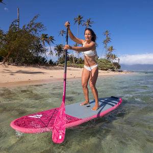 pagaia per stand-up paddle-board / da turismo / da escursione / simmetrica