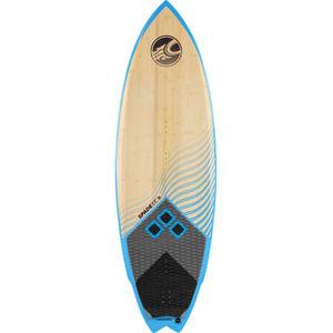 tavola da kitesurf surf / wave / crossover / tri fin