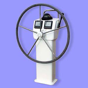 colonnina per ruota del timone idraulica