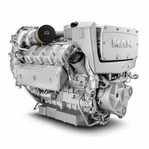 motore per nave diesel / turbo / common-rail / Tier 1