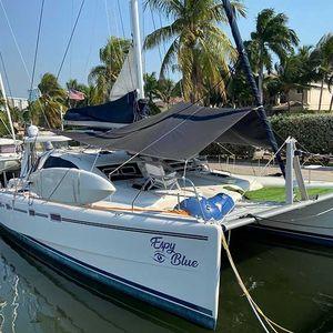 cagnaro parasole per barca a vela