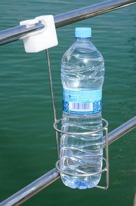 portabibita per barca in plastica / in acciaio inox