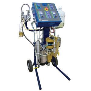 macchina per iniezione per infusione sotto vuoto