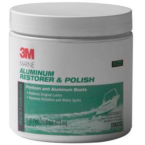 polish in alluminio