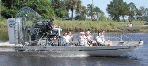 air-boat commerciale