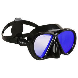 maschera di immersione a due lenti
