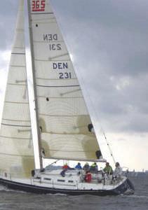 randa / vela di prua / per barca a vela da regata / a membrana