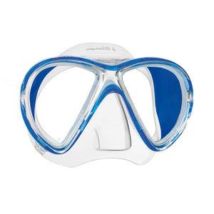 maschera di immersione doppio vetro