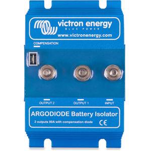 isolatore per batteria per barca
