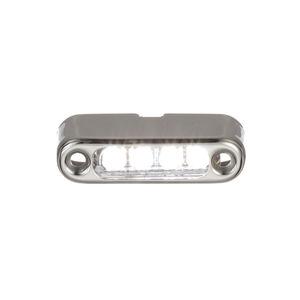 luce di cortesia / per barca / LED / filomuro