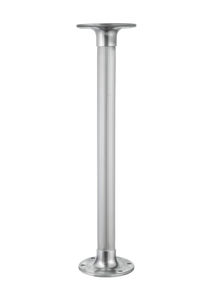 base per tavolo per barca in alluminio