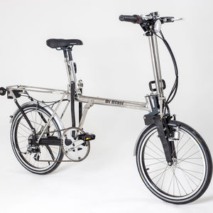 bicicletta pieghevole da città