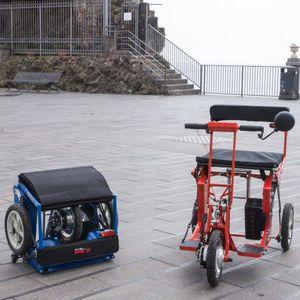 triciclo pieghevole