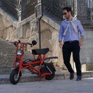 scooter pieghevole / elettrico