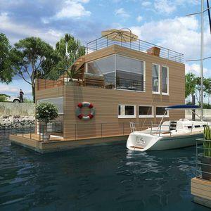 struttura galleggiante