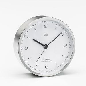 orologio da mare analogico / in cromo
