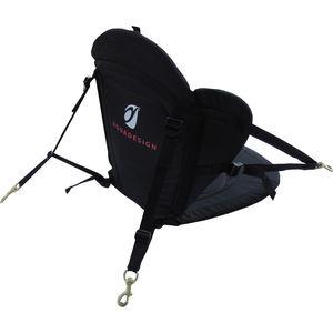 sedile per kayak / regolabile / 1 posto