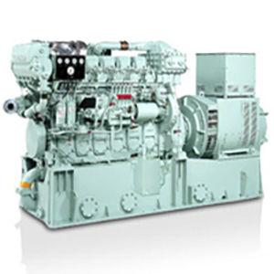 motore per nave ausiliare