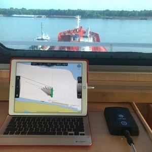 sistema di navigazione per nave