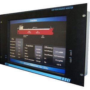 sistema di monitoraggio per nave / di carburante