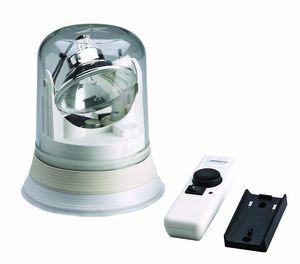proiettore di ricerca / per barca / alogeno / telecomandato