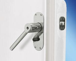 porta per yacht / a tenuta d'acqua / in alluminio