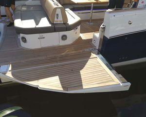 pulpito per yacht
