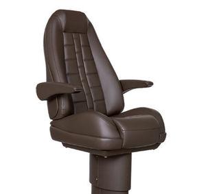 sedile pilota / per barca / con braccioli / con schienale alto
