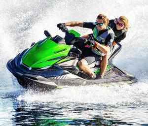 moto d'acqua a due posti / elettrica / 160 cv