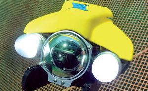 ROV subacqueo di intervento / di ispezione di gabbie per pesci / per acquacoltura