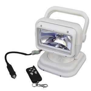 proiettore di bordo / per barca / telecomandato / regolabile