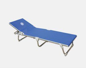 sedia a sdraio per yacht / per barca / regolabile / pieghevole