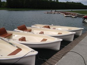 barca da canottaggio tradizionale